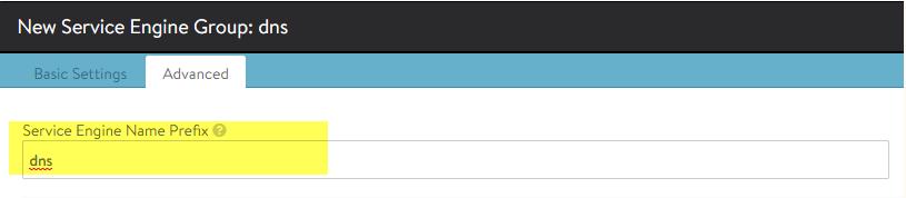nsx-alb se group name prefix setting